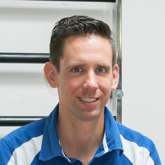 FysioFit Dennis Stevense